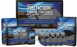Free Facebook Traffic Strategies Video Upgrade Private Label Rights