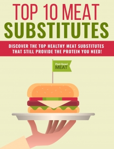 Meat Substitutes Private Label Rights