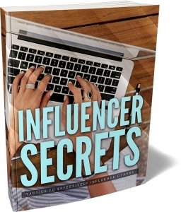 Influencer Secrets - Private Label Rights
