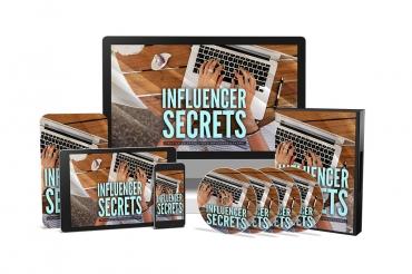 Influencer Secrets Video Upgrade