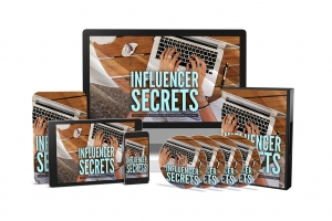 Influencer Secrets Video Upgrade Private Label Rights