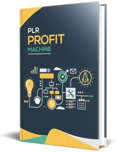 PLR Profit Machine - Private Label Rights