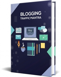Blogging Traffic Mantra - Private Label Rights