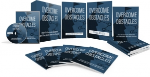 Overcome Obstacles Video Upgrade - Private Label Rights