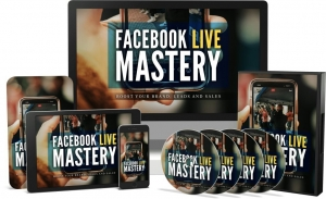 Facebook Live Mastery Video Upgrade - Private Label Rights