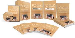 Focus Video Upgrade - Private Label Rights