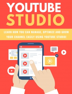 Youtube Studio - Private Label Rights