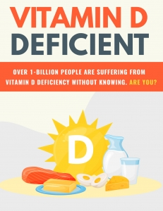 Vitamin D Deficient - Private Label Rights