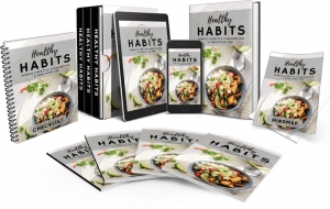 Healthy Habits Video Upgrade - Private Label Rights