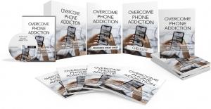 Overcome Phone Addiction Video Upgrade - Private Label Rights