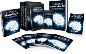 Superior Brain Health Video Upgrade - Private Label Rights