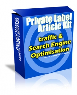Private Label Article Pack : Traffic & SEO Articles