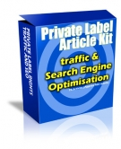 Private Label Article Pack : Traffic & SEO Articles Private Label Rights