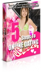 5 Steps To Online Dating Success Private Label Rights
