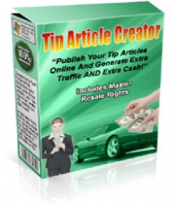 Tip Article Creator