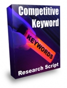 Competitive Keyword Research Script Private Label Rights