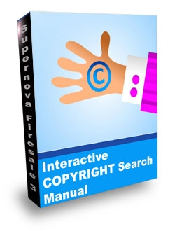 Interactive Copyright Search Manual