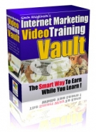 Internet Marketing Video Training Vault Private Label Rights