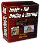 Image + File Hosting & Sharing Private Label Rights
