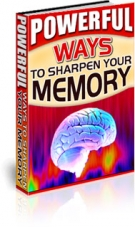Powerful Ways to Sharpen Your Memory Private Label Rights