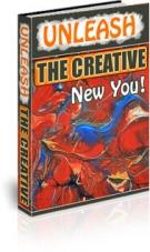 Unleash The Creative New You! Private Label Rights