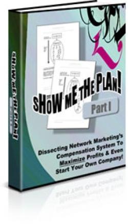 Show Me The Plan! - Part 1