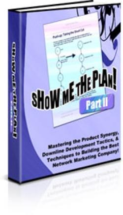 Show Me The Plan! - Part 2
