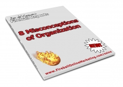8 Misconceptions of Organization