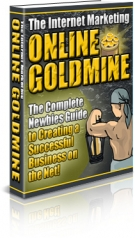 The Internet Marketing Online Goldmine Private Label Rights