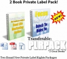 2 PLR Pack Private Label Rights