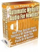 Automatic Website Audio For Newbies Private Label Rights