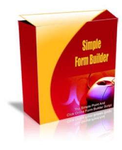 Simple Form Builder
