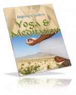 Beginner's Guide to Yoga & Meditation Private Label Rights