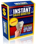 Instant Sales Booster Private Label Rights