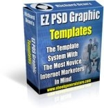 EZ PSD Graphic Templates Private Label Rights