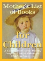 Mothers List of Books for Children Private Label Rights