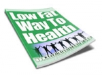 Low Fat Way To Health Private Label Rights