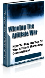 Winning The Affiliate War Private Label Rights
