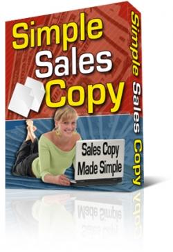 Simple Sales Copy