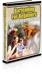 Bartending For Beginners Private Label Rights