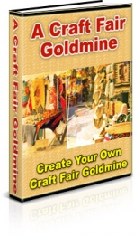 A Craft Fair Goldmine Private Label Rights