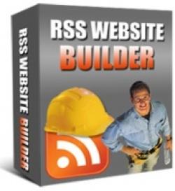 RSS Website Builder