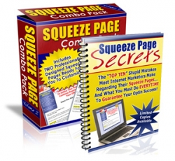 Squeeze Page Profit System - Combo Pack
