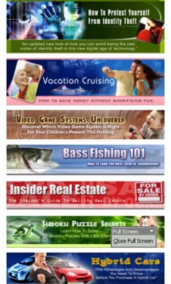 Moving Sale 7 PLR eBooks - Pack 2