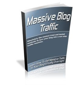 Massive Blog Traffic