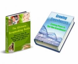 Moving Sale 2 PLR eBooks - Pack 4