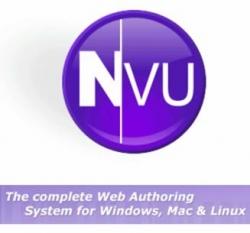 Create Websites Using NVU