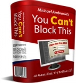 You Can\'t Block This - Popup Software Private Label Rights