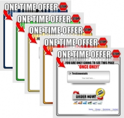 One Time Offer Templates V3