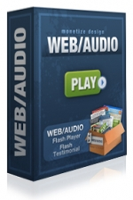 WEB/AUDIO Flash Player Private Label Rights